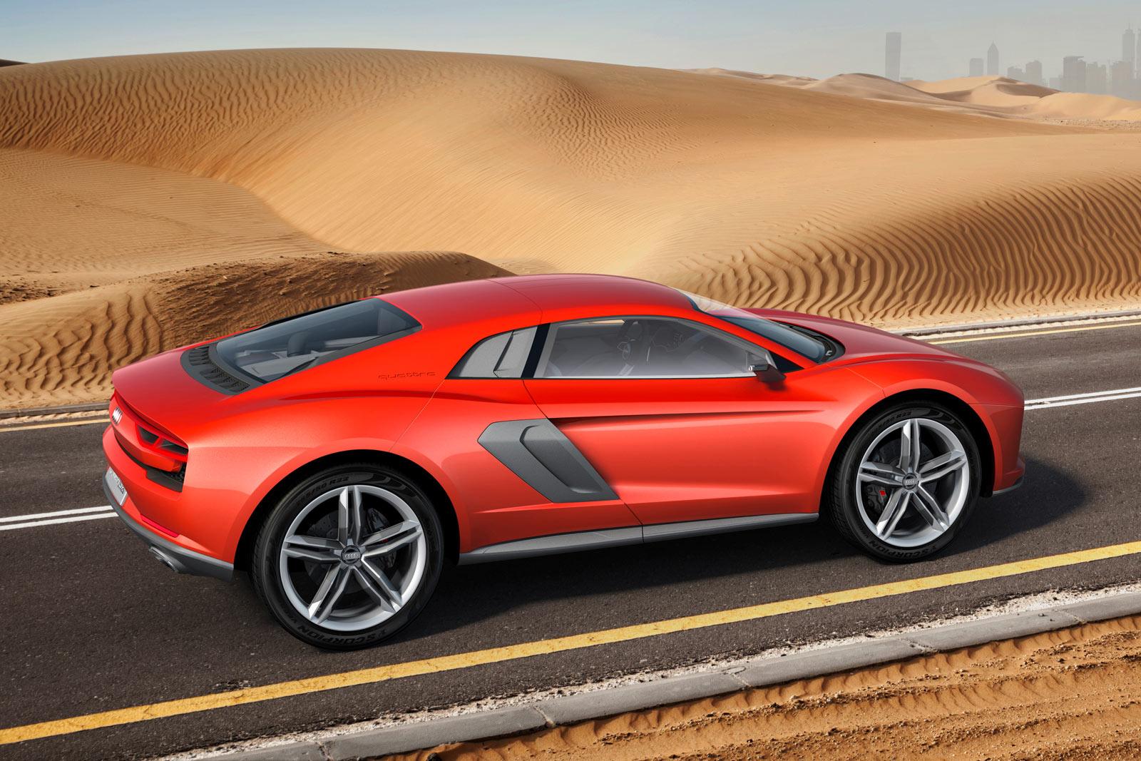 2013 Audi Nanuk Quattro Italdesign Studios