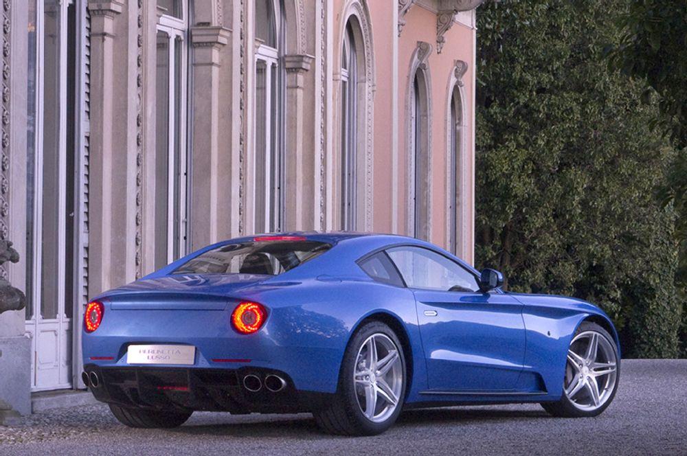 2015 Ferrari F12 Berlinetta Lusso Touring Ateliers