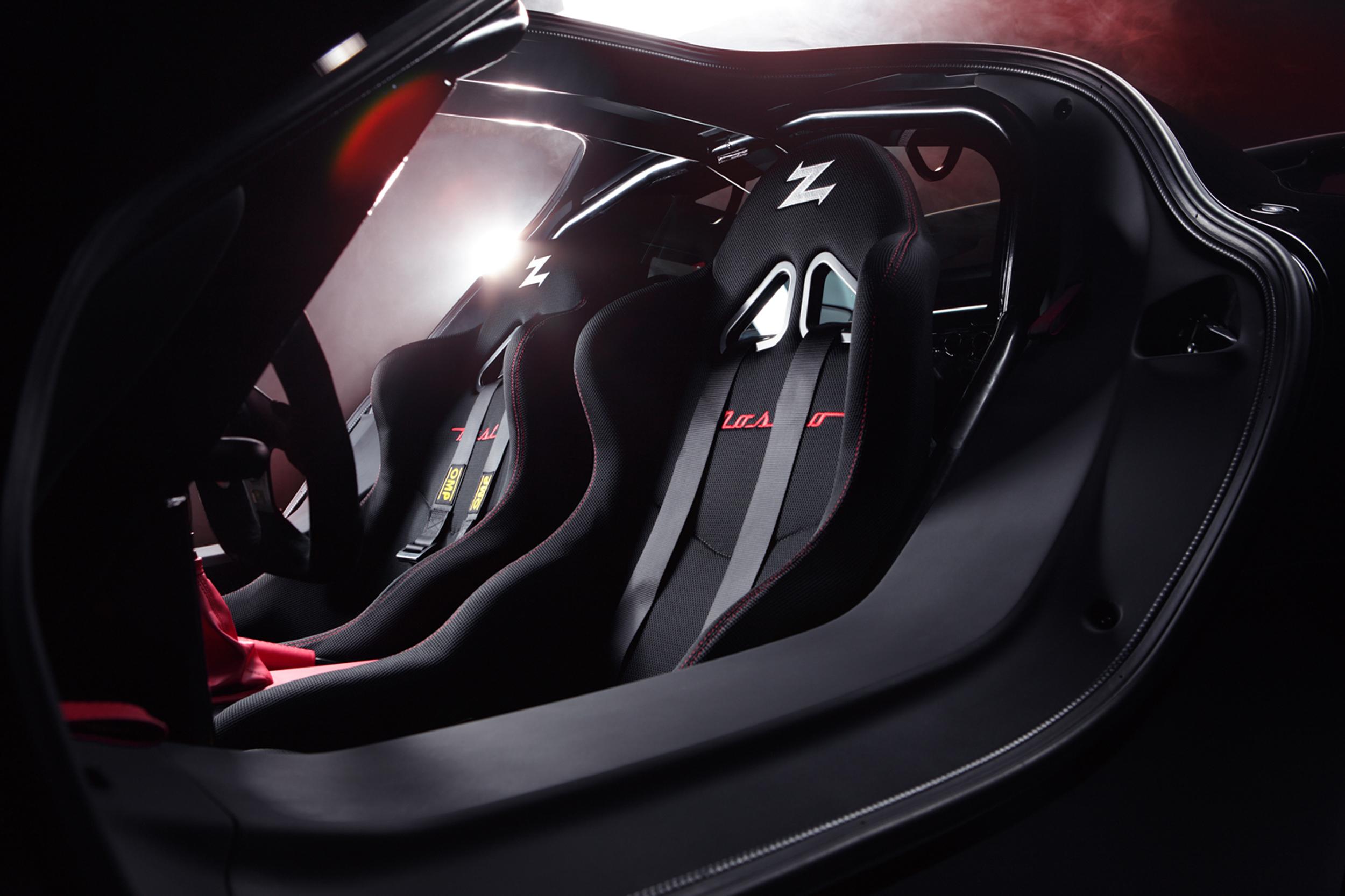 2015 Maserati Mostro Zagato Studios
