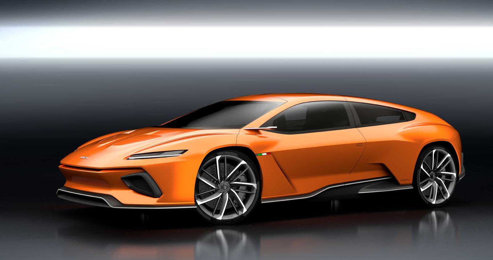 2016 italdesign gtzero studios for Concept car 2016