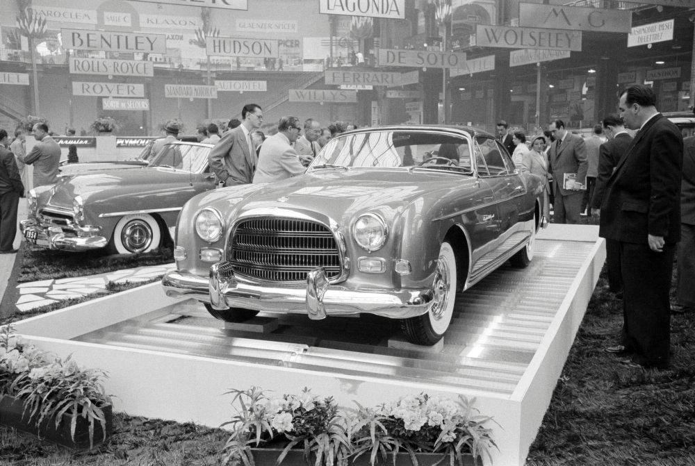 Chrysler crossfire srt 6 a vendre