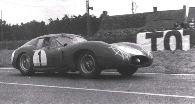 1957 Maserati 450S Cou...